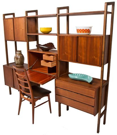 21 best mcm american of martinsville images on pinterest for Mid century american furniture