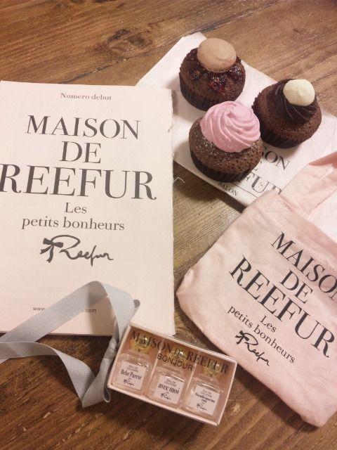 梨花のブランド♡『MAISON DE REEFUR』に学ぶおしゃれおもてなし術*にて紹介している画像