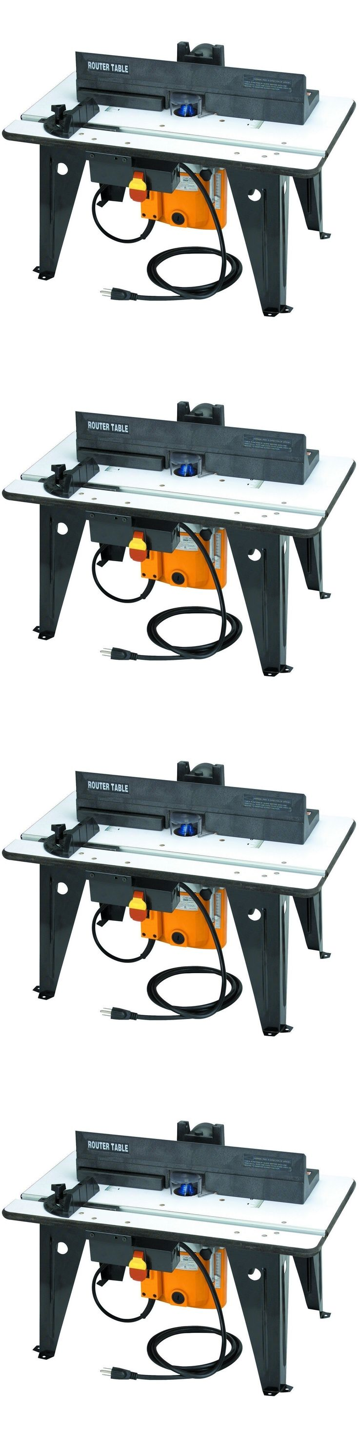 Tools 40 102 promax cast iron router table extension free shipping - Router Tables 75680 New Bench Top Router Table With 1 3 4 Hp