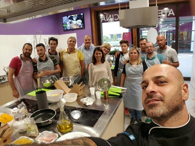 Team cooking per Leroy Merlin