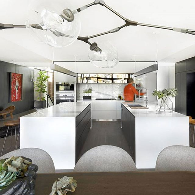 1000+ Ideas About Double Island Kitchen On Pinterest