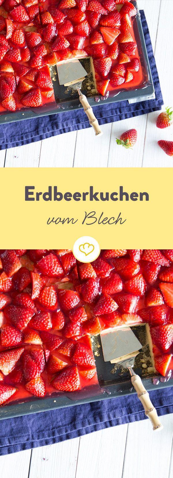 die 25 besten ideen zu erdbeerkuchen auf pinterest erdbeer torte erdbeerkuchen glasur und. Black Bedroom Furniture Sets. Home Design Ideas