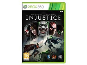 Injustice Gods Among Us Xbox 360 Game - eZmaal.com