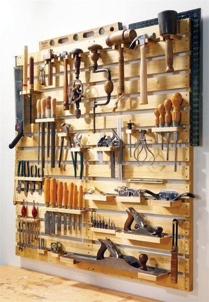 Top 80 Best Tool Storage Ideas   Organized Garage Designs | Barn/shop |  Pinterest | Tool Storage, Storage Ideas And Storage