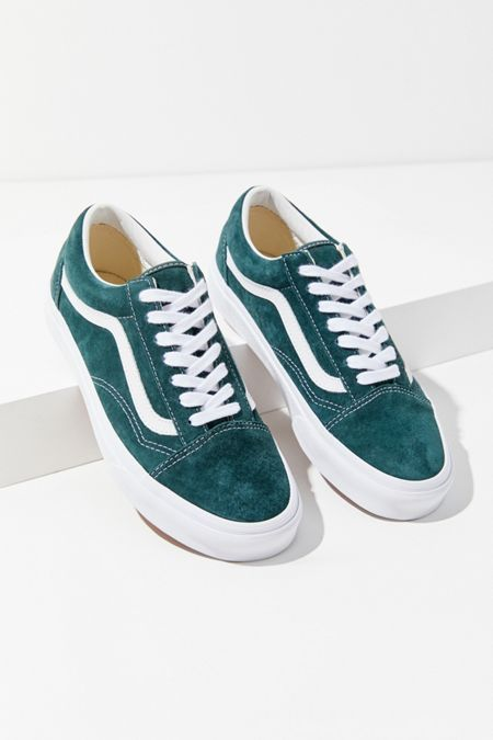 5425dcfe53 Vans Old Skool Suede Sneaker
