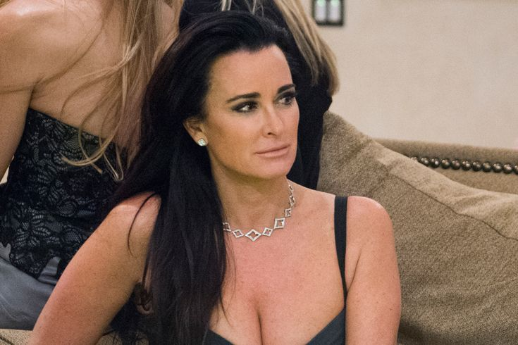 Kyle Richards Explains Why She's Moving Out of Beverly Hills