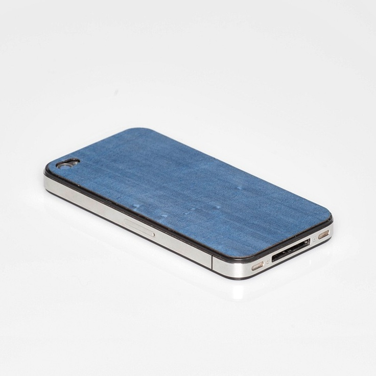 Skin 4s legno erable by Wood'd $12