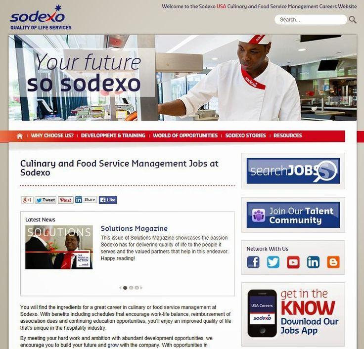 sodexo management study essay