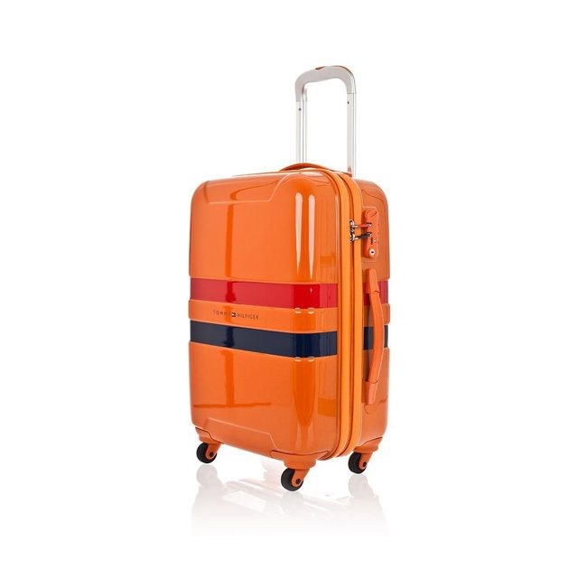 Trolley cabina rigido by Tommy Hilfiger