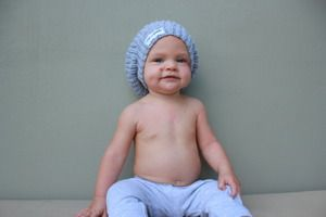 The Duke of London knitted slouch Beanie