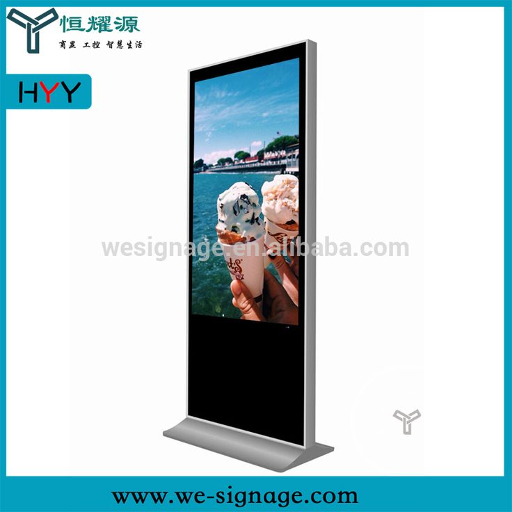 1920*1080P with usb interface cell phone charger kiosk with digital signage