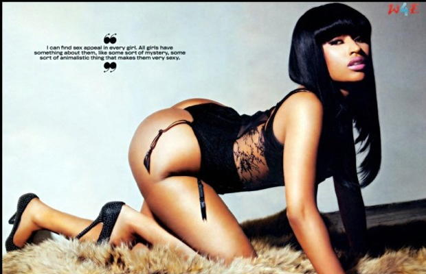 Nicki Minaj: Va Va Voom