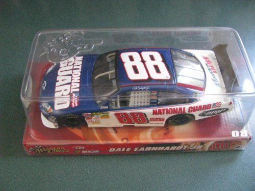 2008 Dale Earnhardt Jr #88 National Guard Blue White Chevy Impala SS 1/24 Scale Car Winners Circle by Winners Circle. $25.99. Front Splitter and Rear Wing. Hood and trunk do not open. 2008 Dale Earnhardt Jr #88 National Guard Blue White Chevy Impala SS 1/24 Scale Car Winners Circle. 2008 Dale Earnhardt Jr #88 National Guard Blue White Chevy Impala SS 1/24 Scale Car Winners Circle