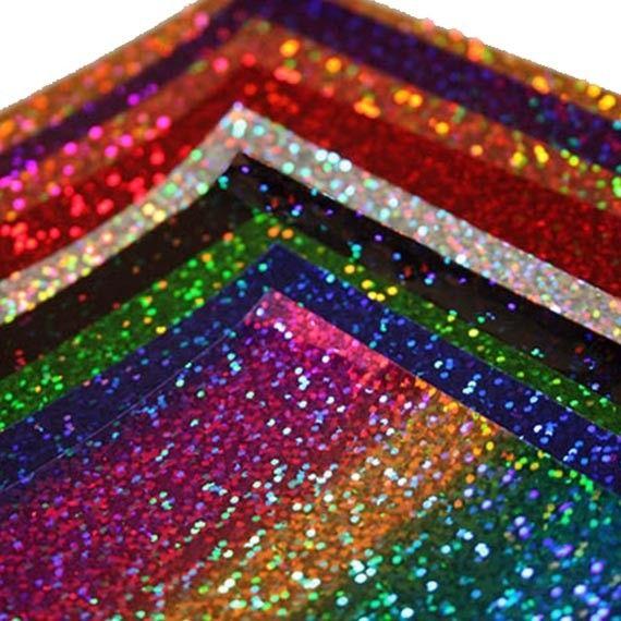 FX folie vinyl Glitter