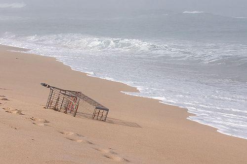 abandoned shopping cart - Google Search