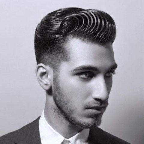 Frisuren 1950 herren