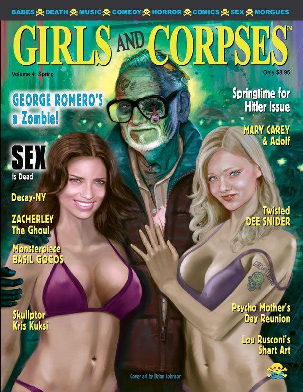 Girls & Corpses #10