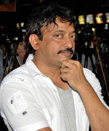Ram Gopal Varma democratizes filmmaking with Department!