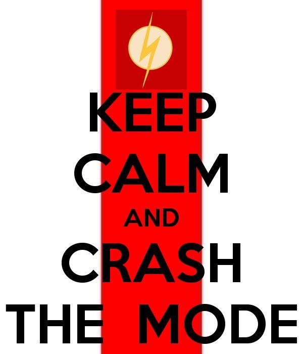 Impulse Young Justice Crash the Mode meme