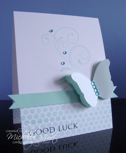 good luck butterfly