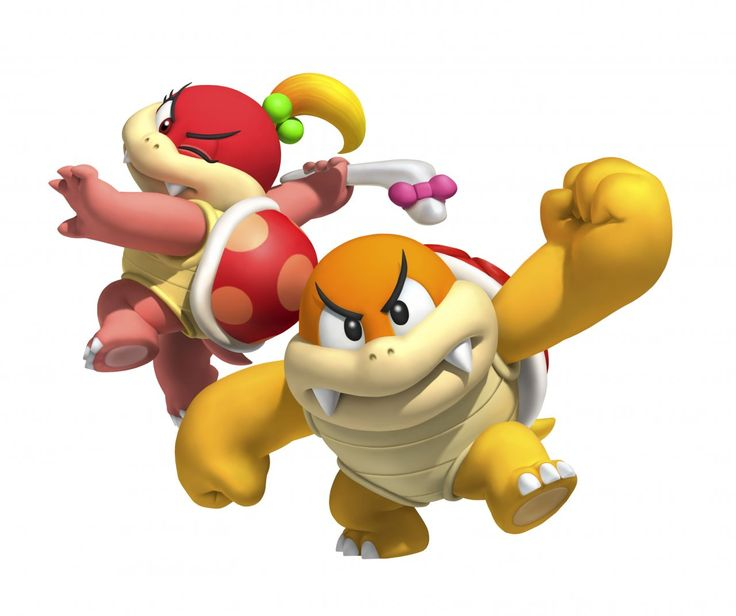 super mario bros characters - Google Search