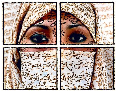 """Les Femmes du Maroc"""