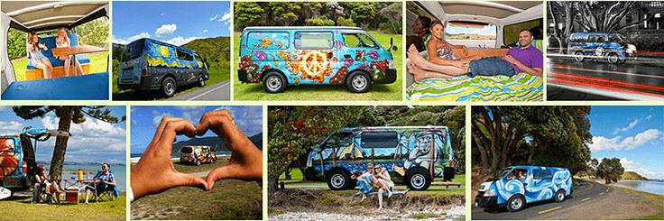 Escape Rentals is an award-winning Campervan Hire NZ company. We provide reliable, economical rental vehicles for backpackers and independent travellers.