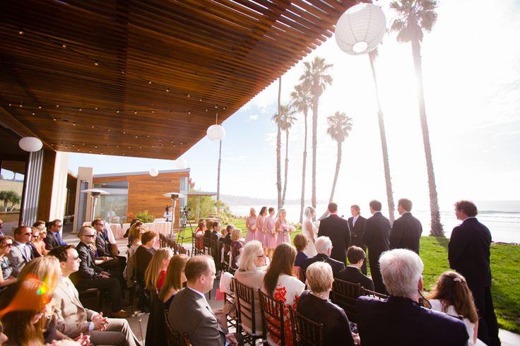 Ceremony Venue Scripps Seaside Forum Weddings Outdoor Weddings Seaside Weddings La Jolla
