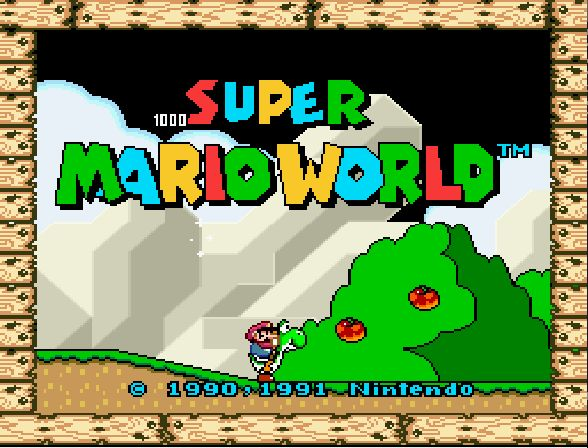Super Mario World & More Old School NES Games online