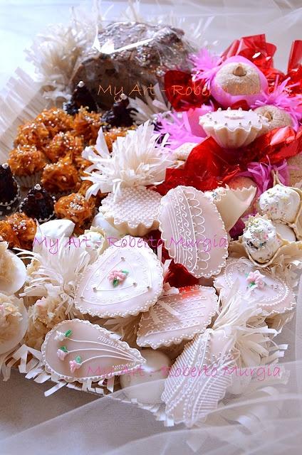 Vassoio dolci sardi