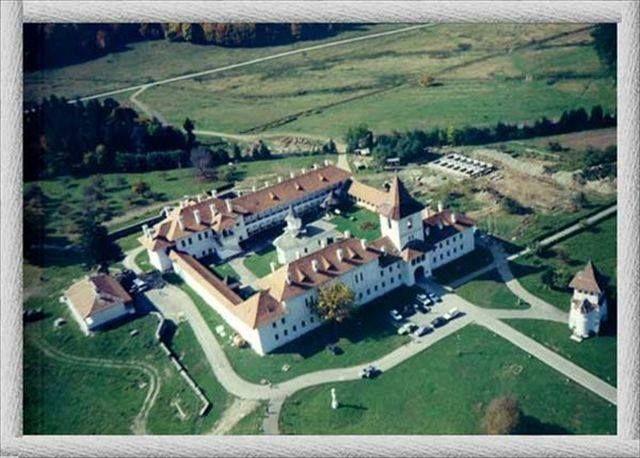 Manastirea Constantin Brancoveanu Sambata de Sus Fagaras Brasov