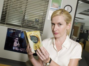 """I got Angela Martin! Which Character From """"The Office"""" Are You?"""