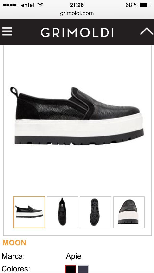 Me encantan y sé que las necesito!!! #apie #shoes #argentina #flatform #panchas