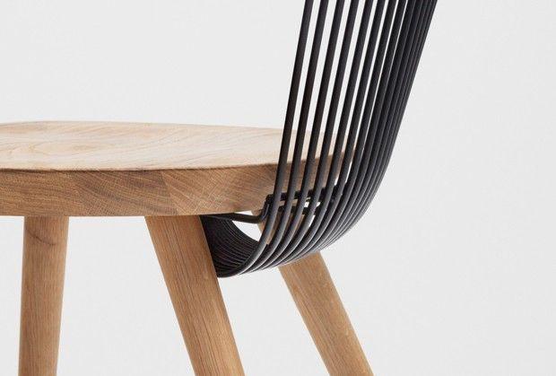WW Chair par hierve pour H Furniture - Journal du Design