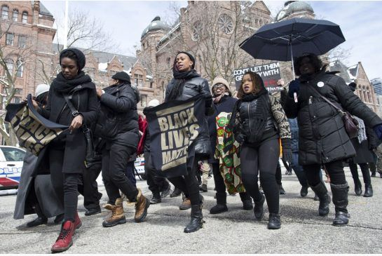 Majority of Torontonians support Black Lives Matter - A poll of 858 Toronto respondents found 55 per cent support the Black Lives Matter movement.