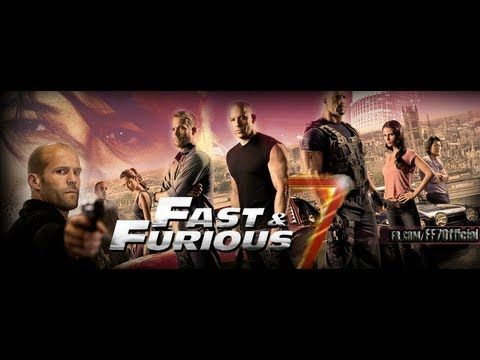 1000 images about fast furious 7 full movie on pinterest. Black Bedroom Furniture Sets. Home Design Ideas