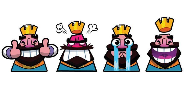 Las reacciones seguirán en Clash Royale - http://www.androidsis.com/las-reacciones-seguiran-clash-royale/