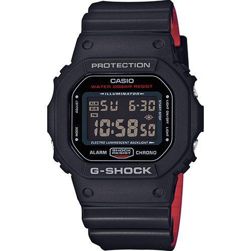 Reloj #Casio G-Shock DW-5600HR-1ER https://relojdemarca.com/producto/reloj-casio-g-shock-dw-5600hr-1er/