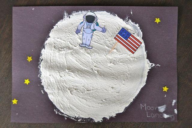 LOVE these Montessori-type activities for space unit