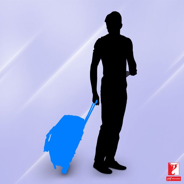 #MonsoonStyleTips Don't let your travel go in vain; waterproof travel bags beat the rain.
