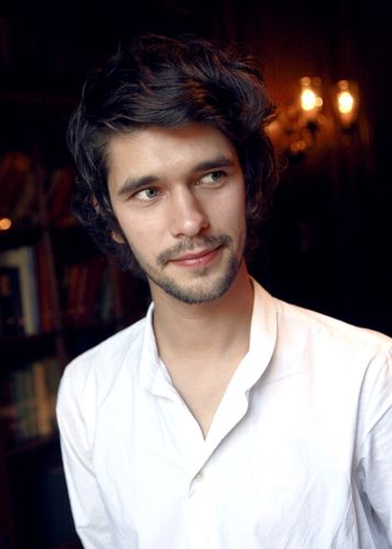 Ben Whishaw. Can not handle smirk. Will not compute.
