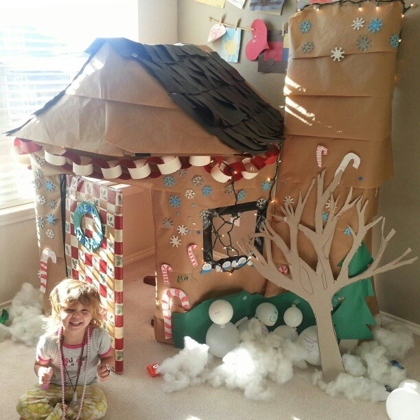 Kid Holiday Crafts Pinterest