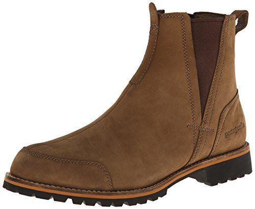 Patagonia Men's Tin Shed Chelsea Boot,Dark Earth,9 M US - http://authenticboots.com/patagonia-mens-tin-shed-chelsea-bootdark-earth9-m-us/