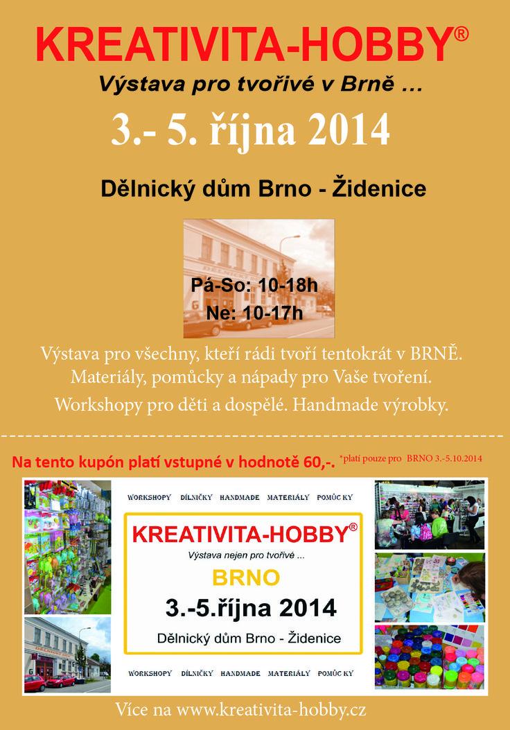 Poprvé v Brně :-)