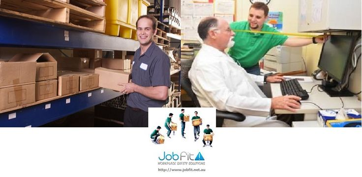 Job Fit offers the best quality #ergonomics #training in the #Melbourne area. Ideal for people who suffer from aches and pains, have some trouble focusing or just want to make sure thier desk is setup correctly. https://goo.gl/oMa9W9