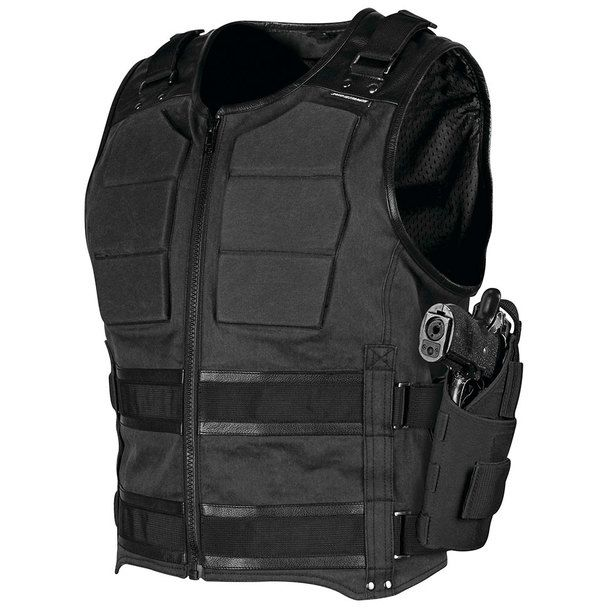 NEW Tactical Vest Equipment Special Forces Body Armor G36 Black F//S