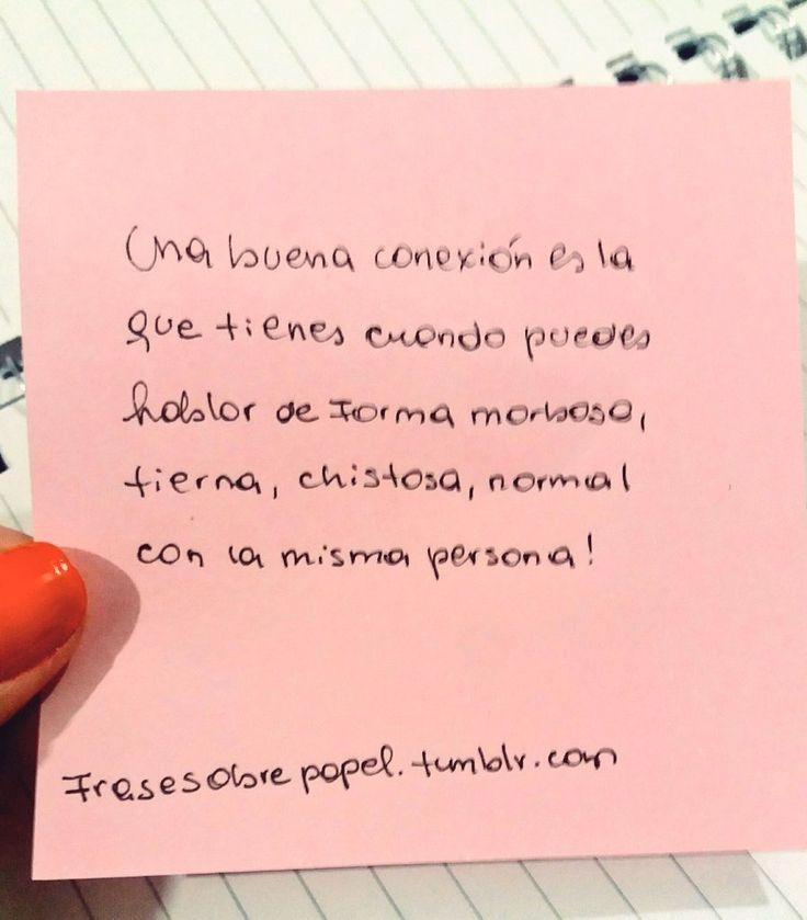 Textos escritos en papel