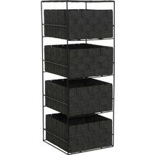 Fresh Buy HOME Slimline Drawer Storage Tower White at Argos co uk