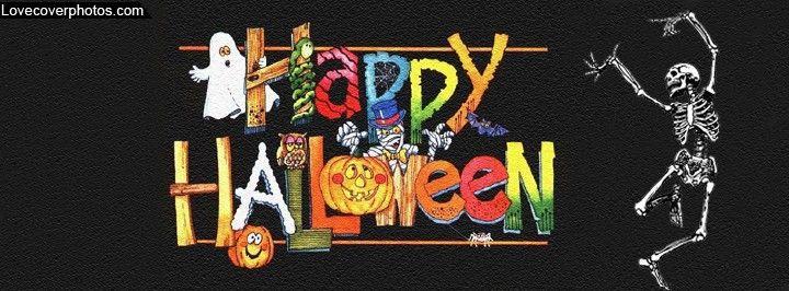 FB Happy Halloween Cover Photo