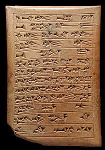 What Is the Mesopotamian Alphabet?